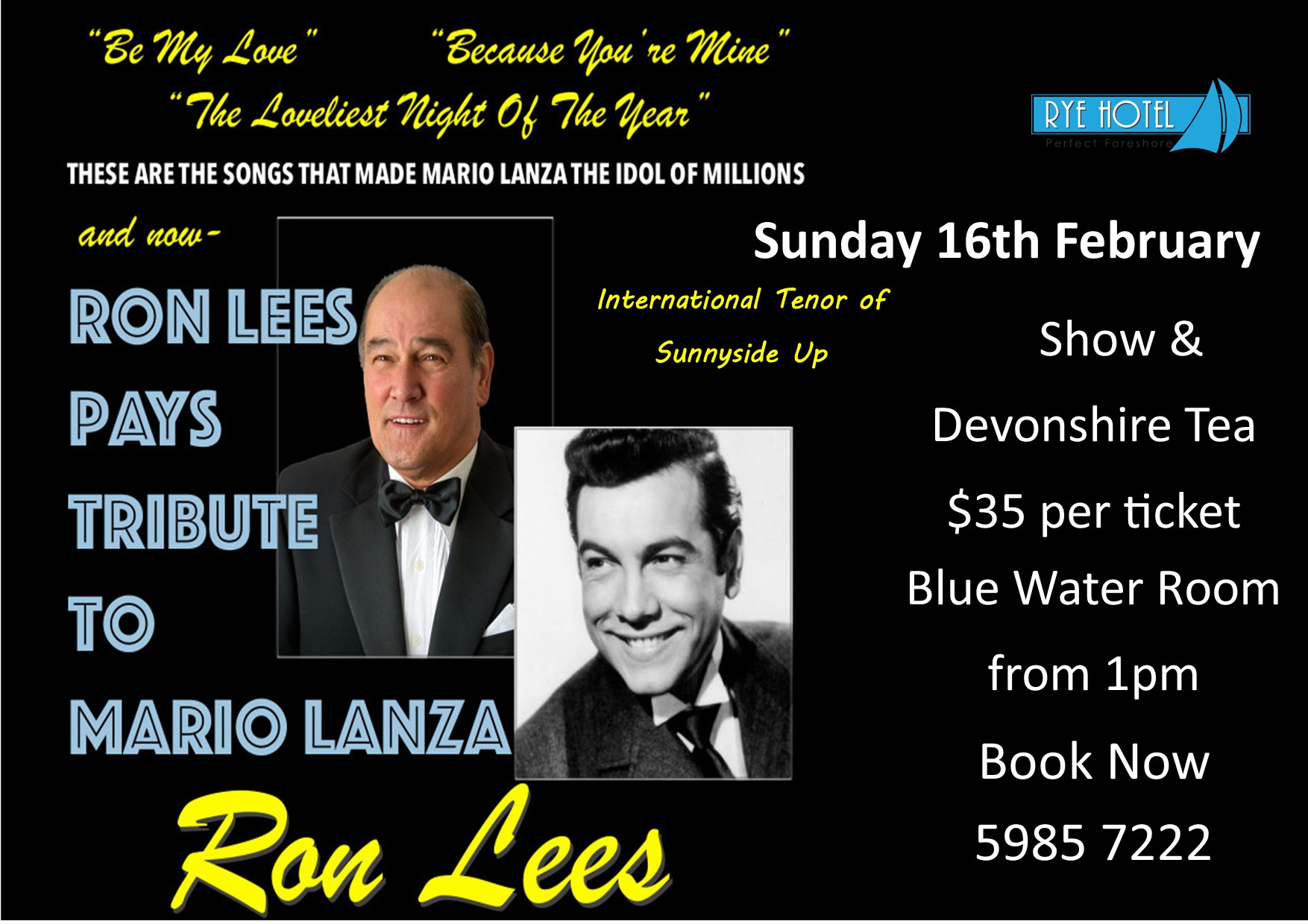 Landscape - Ron Lees - Sunday 16th February 2020