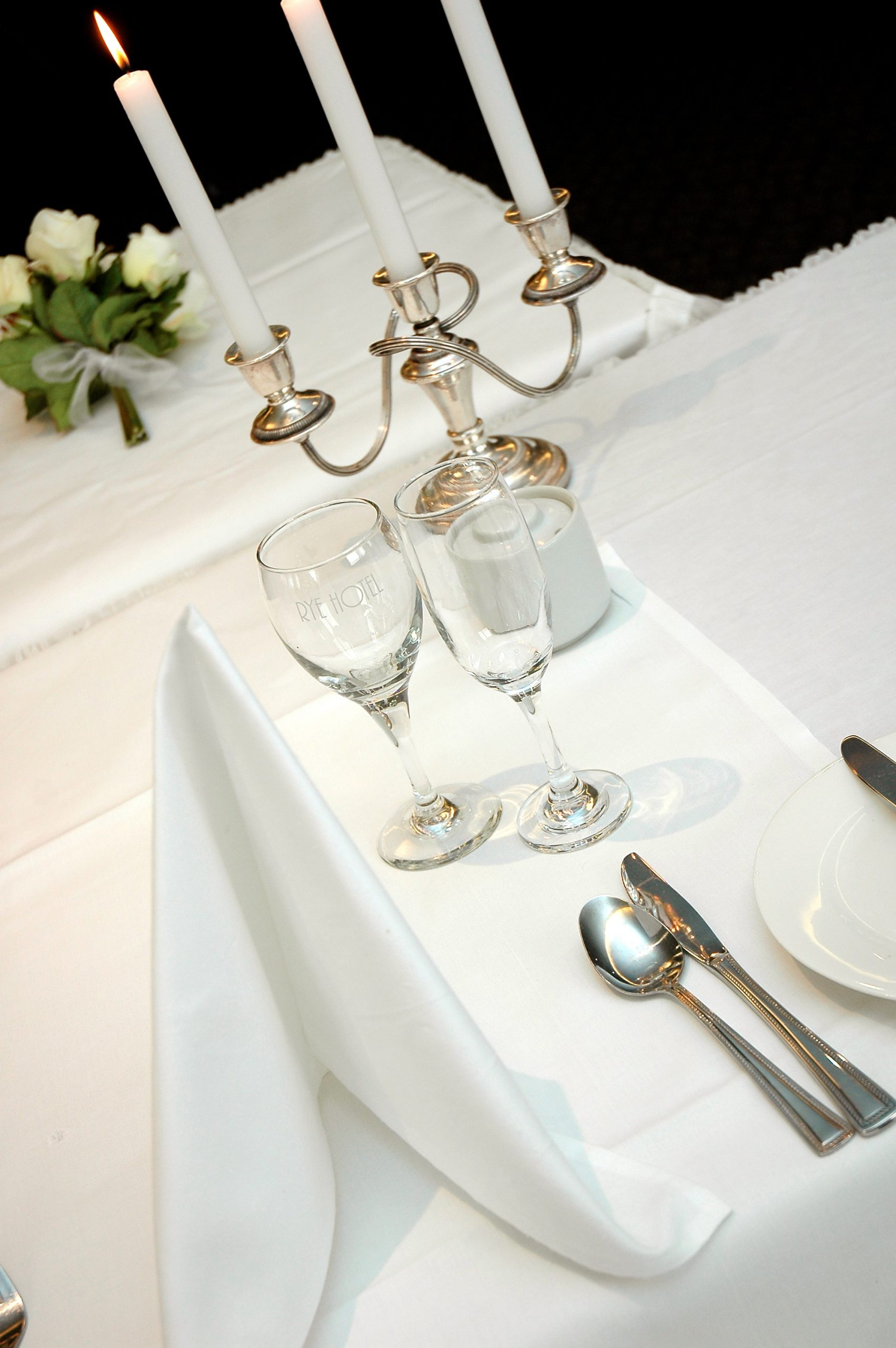 Wedding Knife & fork