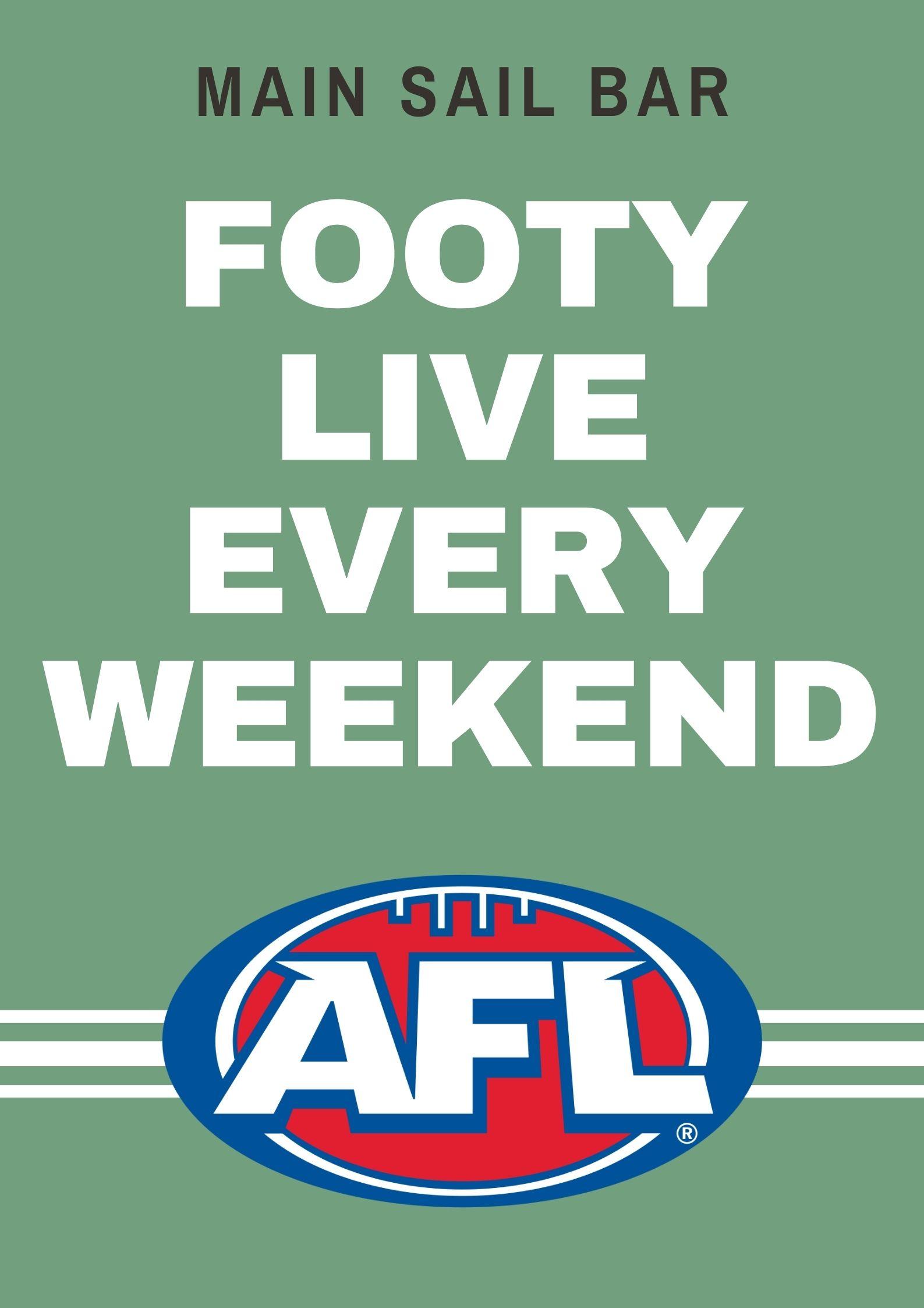 AFL MSB Poster